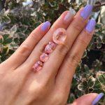 pantone color padparadscha sapphire