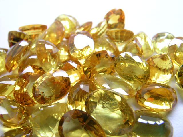 yellow sapphire stones