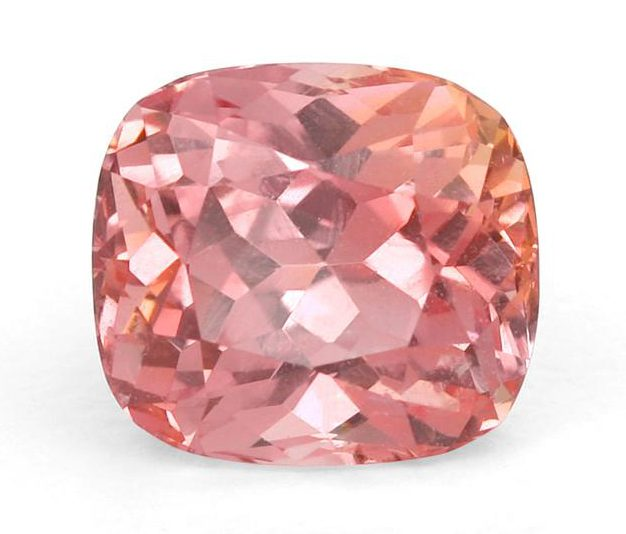 untreated padparadscha sapphire Madagascar