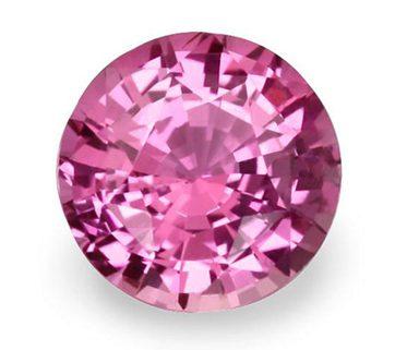 corundum pink sapphire
