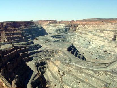 australian sapphire mine