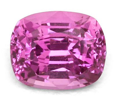 Pink Madagascar untreated sapphire