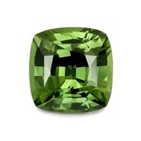 green-sapphire-cushion-cut | Education