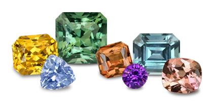 Unique Sapphire Colors