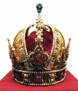 the Imperial Crown of Austria