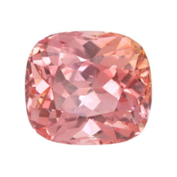salmon padparadscha untreated sapphire