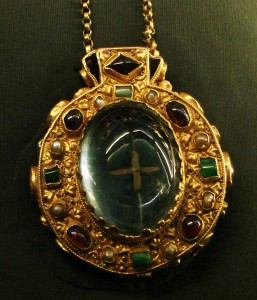 Charlemagne's amulet