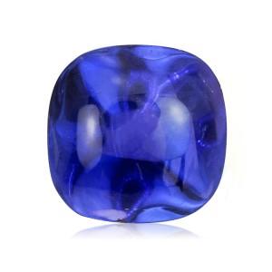 blue sapphire cabochon