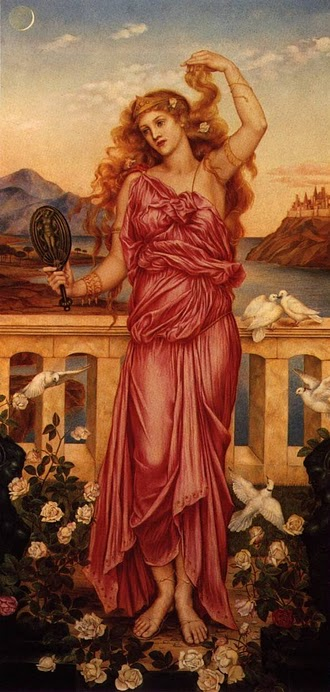 Helen of Troy Painting