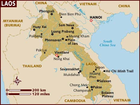 map-of-laos