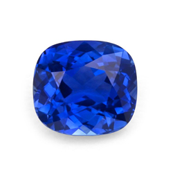 There is no substitute for the beauty of an untreated sapphire.