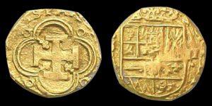 Atocha coin