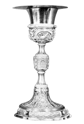 chalice of Pope Pius VI