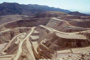 Coeur Rochester silver mine