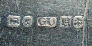 sterling silver hallmarks