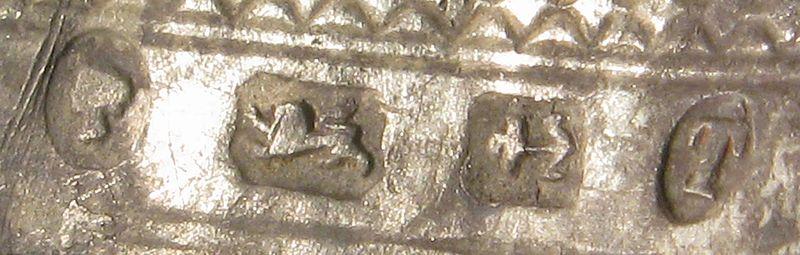 British silver hallmarks