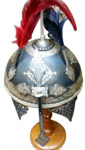 mughal helmet