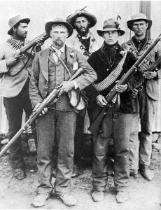 afrikaner commandos at war