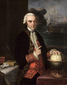 Antonio de Ulloa portrait