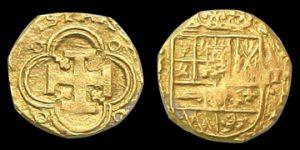Atocha gold coin