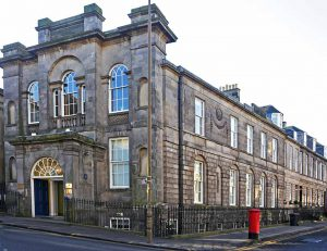 Edinburgh assay office