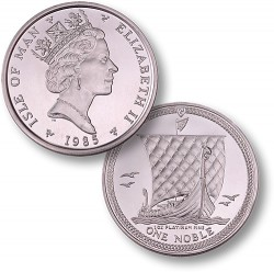 platinum isle of man coin