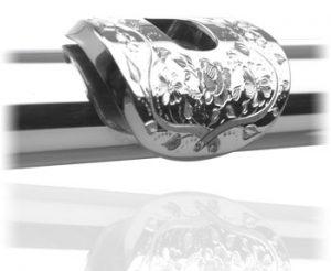 platinum flute joint