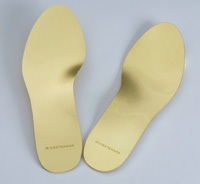 golden shoe insoles