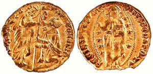 precious metal Venetian ducat