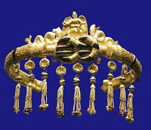 ancient greek tiara