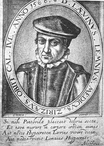 Levinus Lemnius writer