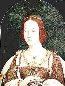 Mary Tudor jewelry