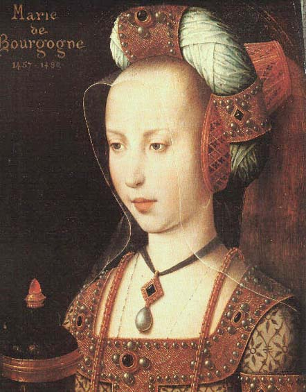 Mary of Burgundy portrait