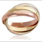 russian trinity wedding ring