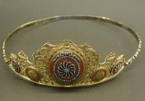 18th century tiara
