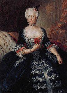 Elisabeth Christine royal portrait