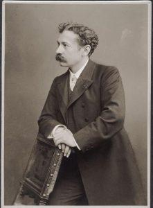 Rene Lalique portrait