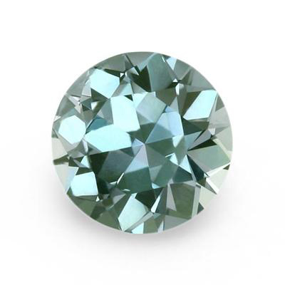 greenish blue natural untreated sapphire