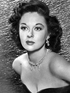 Susan Hayward mid-century jewelry