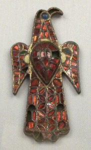 Visigoth eagle fibula