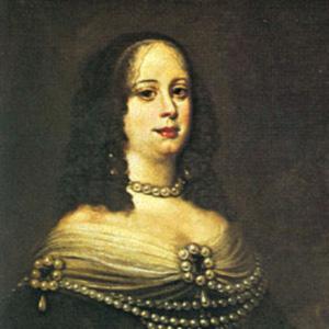 Vittoria della Rovere portrait
