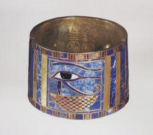bracelet found on a mummy