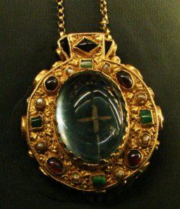 Charlemagne amulet
