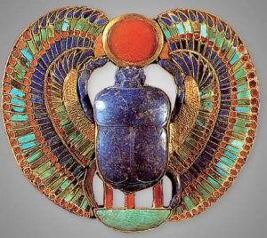 kheper egyptian scarab pendant