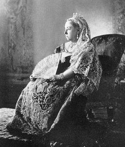 Queen Victoria jubilee portrait