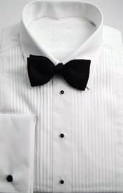 black shirt studs