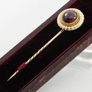 vintage tie stick pin
