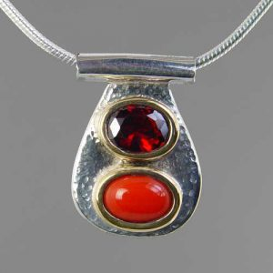 Vedic astrology pendant