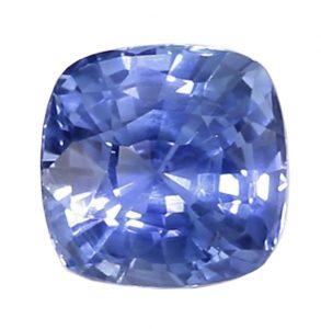 Ceylon blue cushion sapphire