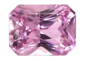Ceylon baby pink sapphire
